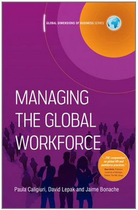 Strategische Personalentwicklung Managing the global workforce