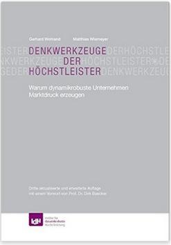 Change Management Denkwerkzeuge für Höchstleister Wohland und Wiemeyer 2007